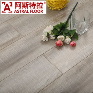 12mm HDF Malemine Paper Wood Laminate Flooring (AY1703) pictures & photos