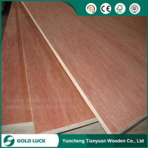 Cheap Price 12mm Bintangor Plywood for Indoor Decoration pictures & photos