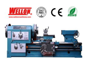 Hollow Spindle Oil Country Lathe Machine (Pipe Threading lathe Q1327) pictures & photos