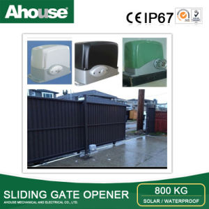 Ahouse DC24V 800kg Automatic Sliding Gate Opener pictures & photos