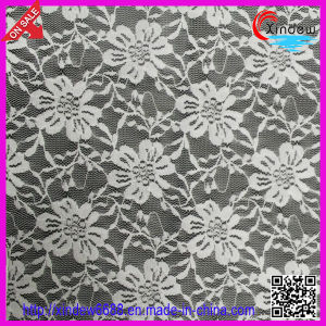 Elastic Lace Fabric pictures & photos