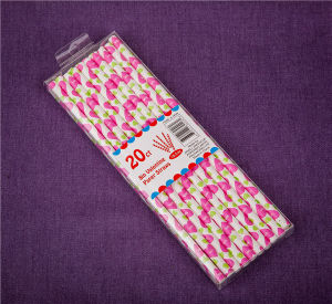 Party Pproducts Paper Funny Drinking Straw Plastic Straws Vendor pictures & photos