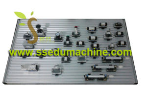 Pneumatic Training Workbench Pneumatic Trainer Technical Teaching Equipment pictures & photos