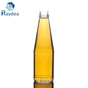 300ml Juice Glass Bottle in Flint pictures & photos