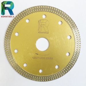 230mm X Type Turbo Diamond Discs for Granite Stone Cutting pictures & photos