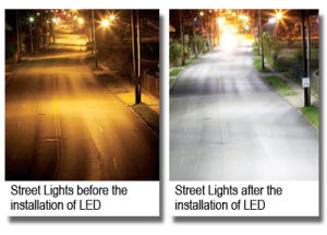 37W CE Approved LED Street Light pictures & photos