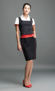 New Style Design Airlines Uniform pictures & photos