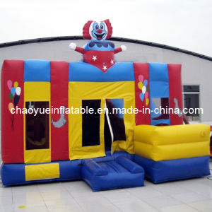 Inflatable Clown Combo Castle (CYBC-559) pictures & photos