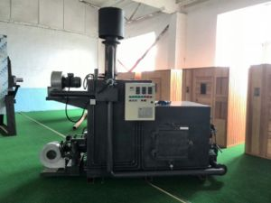 Smokeless and Odorless Incinerator for Disposing Animal Carcass pictures & photos