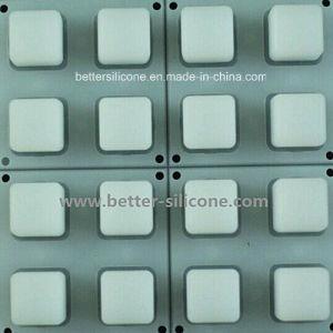 Elastomer Translucent Rubber Backlight Keyboard pictures & photos