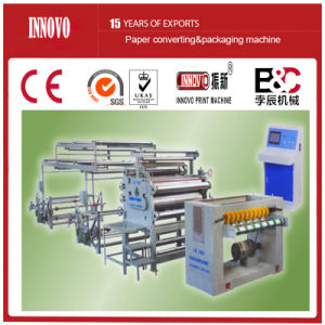 New Rolls Cardboard Laminating Line pictures & photos