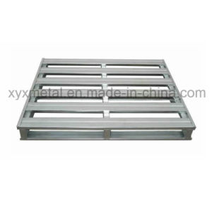 Recyclable Steel Structure Metal Pallet pictures & photos
