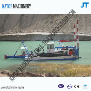 8 Inch Sand Mining Dredger with 1000m Discharge Pipeline pictures & photos