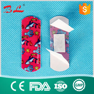 Variety Pack Cartoon Decorative Adhesive Bandages Hemostasis Band Aids pictures & photos