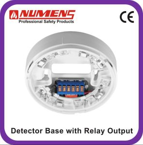 48V, Non-Addressable Smoke Detector with Relay Output (SNC-300-SP) pictures & photos