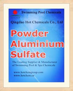 Powder/Falke/Granule/Tablet Aluminium Sulfate Flocculant CAS 10043-01-3 pictures & photos