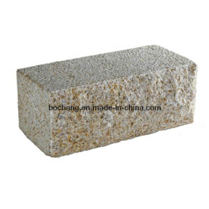 Landscaping Natural Stone of Yellow G682 Granite Kerbstone pictures & photos
