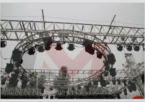 Aluminum Circle Truss pictures & photos