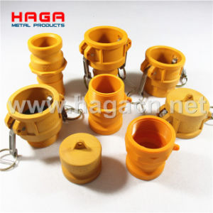 Nylon Cam and Groove Coupling pictures & photos
