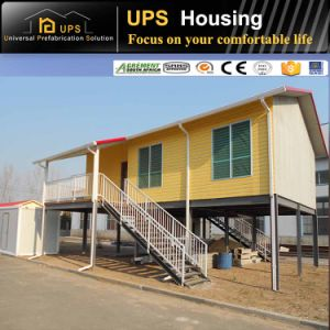 Philippines Modular EPS Sandwich Panel Prefabricated Container Houses pictures & photos