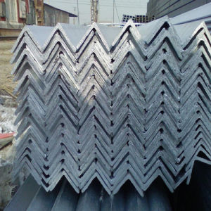Q235 Galvanized Angle Steel Use for Structure/Machine/Frame pictures & photos