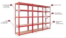Pallet Rack, Heavy Duty Metal Rack, pictures & photos