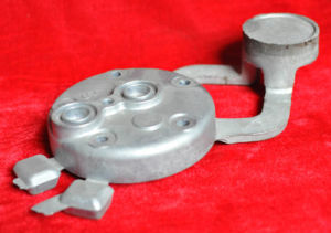 Customized Machinery Cover Aluminum Die Casting Parts pictures & photos