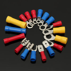 Circular Nylon Pre-Insulating Terminal Ring Nylon Terminal pictures & photos
