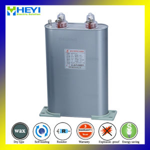 10kvar Single Phase Metallized Polyester Film Capacitor 400V pictures & photos