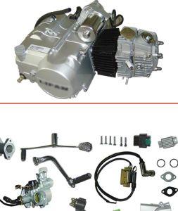 3 Engine, Double Clutch, 110CC (1P52FMH)