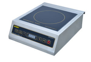 3.5kw House Kitchen Appliance Commercial Tabletop Induction Cooker pictures & photos