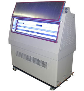 Accelerated UVA-340 Lamp UV Aging Machine for PVC Material pictures & photos