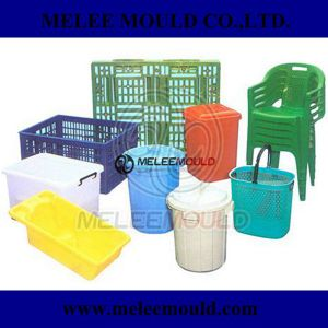 Plastic Injection Basket Chair Commodity Mould pictures & photos