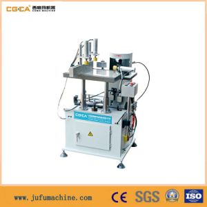 Aluminum Window Door Frame End Milling Machine pictures & photos