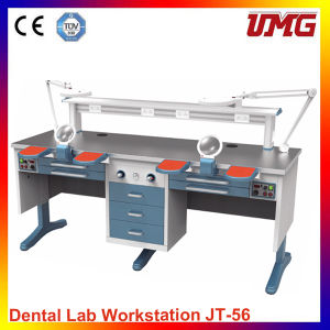 Jt-56 Dental Lab Workstation (double) pictures & photos