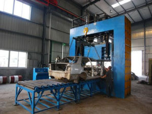 Gantry Shearing Machine for Metals Cutting pictures & photos