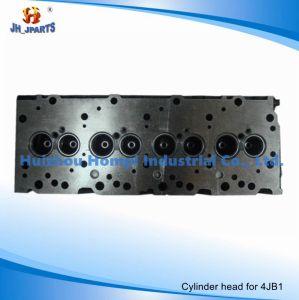 Engine Cylinder Head for Isuzu 4jb1 4jb1t 4jg1 4jj1-Tc 4jx1 pictures & photos