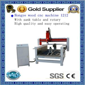 China Metal Wood Advertisement 3D/2D CNC Router pictures & photos