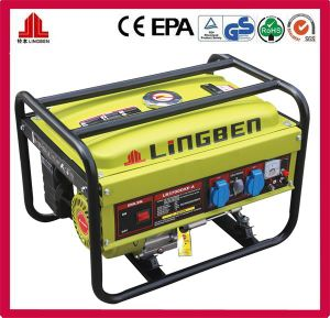 2kw Astra Korea Power Generator Gasoline Generator with CE (LB3700DXE-A)