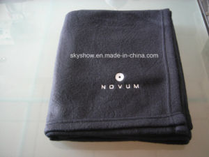 Embroidery Fleece Blanket (SSB0156) pictures & photos