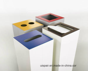 Uispair Modern Trash Garbage Bin Furniture for Office Home Hotel Decoration pictures & photos