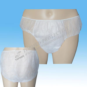 SPA Beauty Care Product Hygenic Product Disposable Underwear pictures & photos