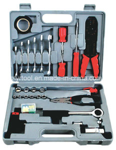 Hot Selling-38PCS Hand Tool Kit in Blow Case pictures & photos