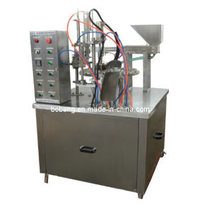 High Quality Round Hard Ice Cream Filling Machine pictures & photos