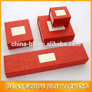 Antique Style Cardboard Paper Gift Ring Box (BLF-GB520) pictures & photos