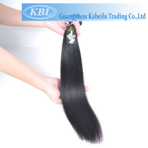 New Arrival Jet Black Human Hair pictures & photos