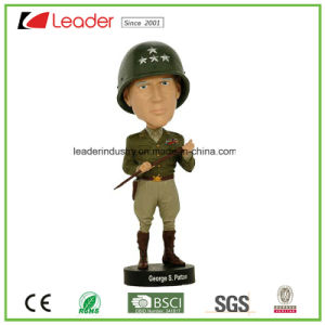 Polyresin Customized Bobblehead Figurines for Home Decoration and Souvenir Gifts pictures & photos