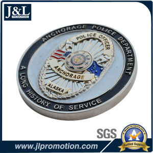 High Quality 3D Challenge Coin Without Enamel pictures & photos