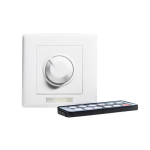 12 Key Adjustable Brightness Control Screw Dimmer pictures & photos