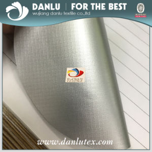 Polyester Taffeta Fabric with Sliver Coated for Tent pictures & photos